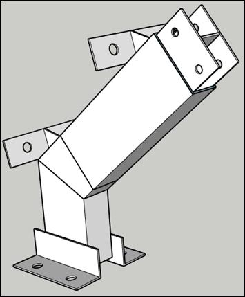 Sistema de conexión de Limón Modular CINTAC LX1